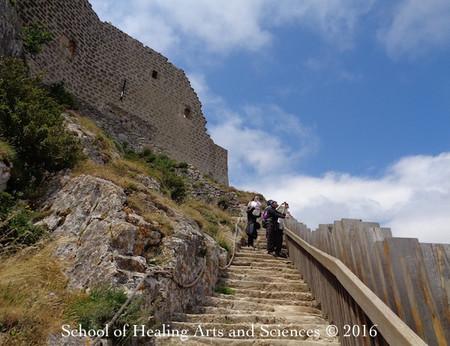 カタリ派の城塞